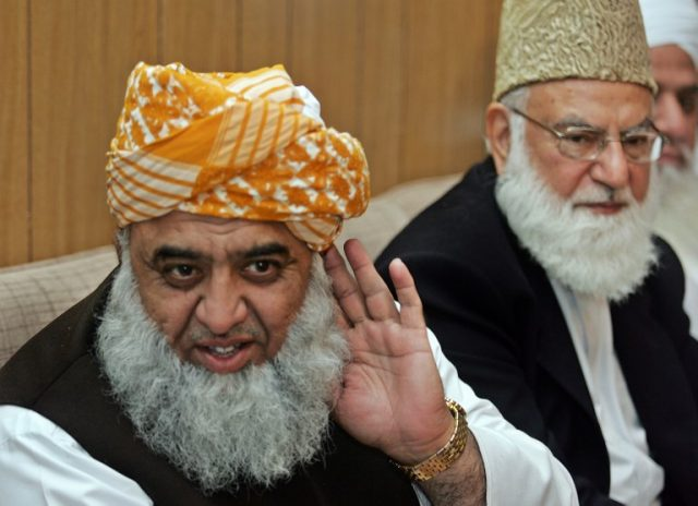 The PML-N, the PPP and a raging Maulana