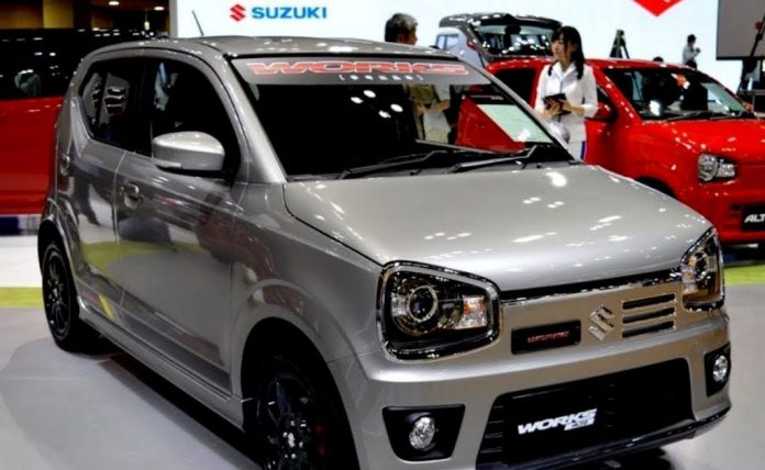 Pak Suzuki launches all-new Alto 660cc