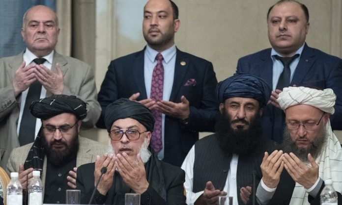 New round of US-Taliban talks to start in Doha: Taliban