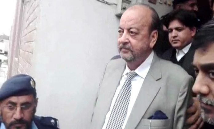 NAB told to wrap up investigation against Agha Siraj Durrani within 4 weeks