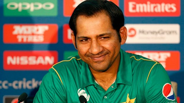 Pakistan to select the best team for World Cup: Sarfaraz
