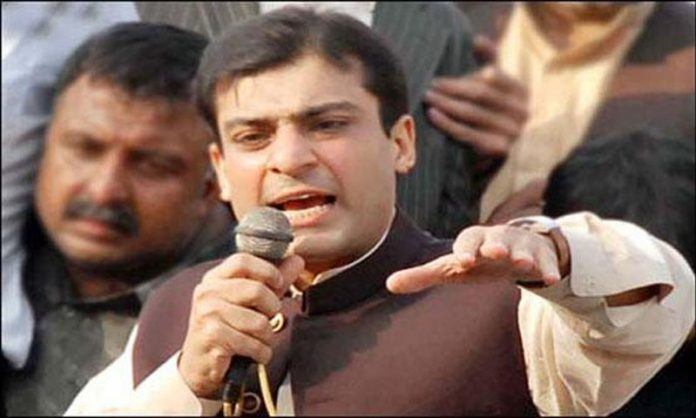 Why is Hamza Shehbaz a wanted man?