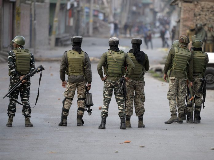 Indian troops martyr two in occupied Kashmir