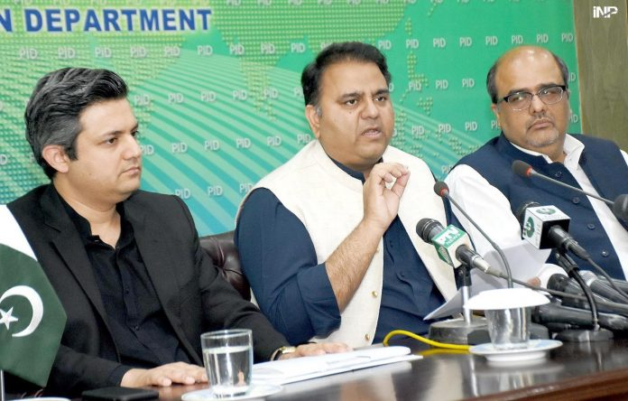 Sharifs laid foundation of corruption in Pakistan, alleges Fawad