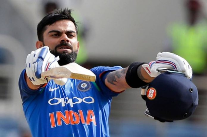 Kohli named among Wisden's Cricketers of the Year for third straight year