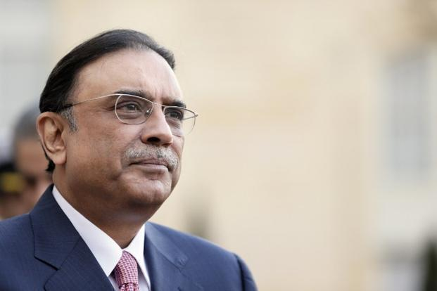 Zardari questions NAB's jurisdiction over Park Lane Estate in written reply