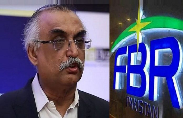 FBR formulating long-term strategy to expand tax net: Zaidi