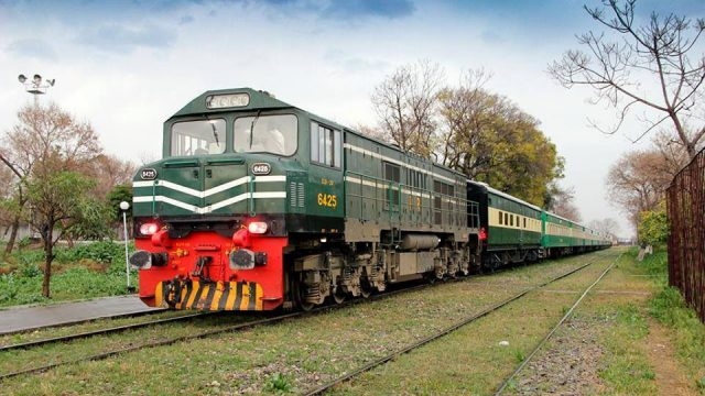 PR to reduce 50pc fares on all passenger trains this Eid