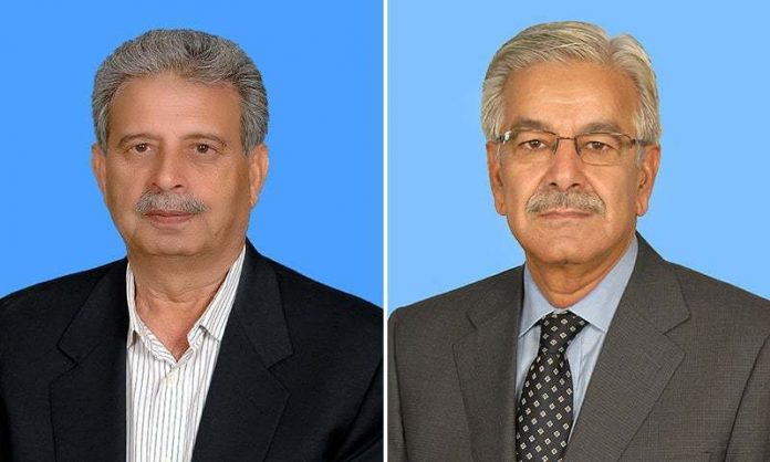 Shahbaz steps down as PAC chairman, nominates Rana Tanvir in his stead