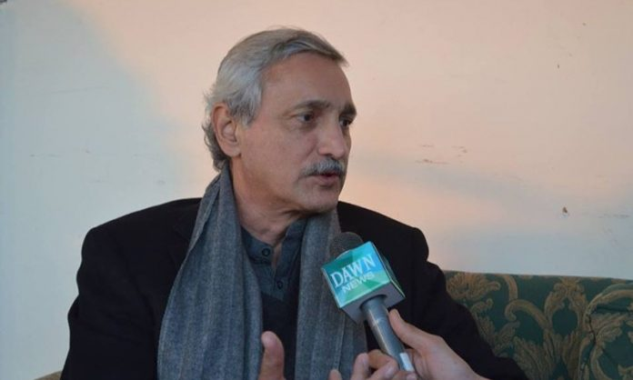 'Those who don't perform will be left behind,' says Jahangir Tareen on cabinet reshuffle