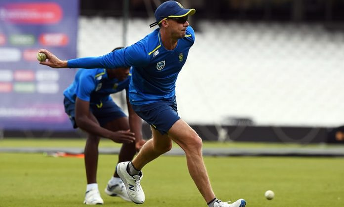 Steyn ruled out of South Africa World Cup opener