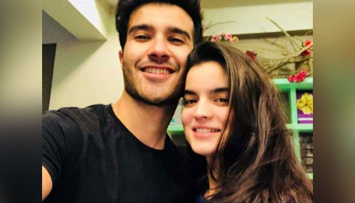 Feroze Khan and his wife just had a baby boy - Global Times