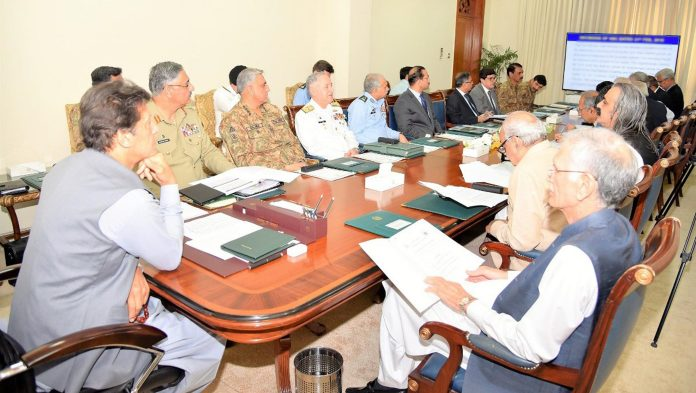 Pakistan to stay neutral in any regional conflict, NSC decides