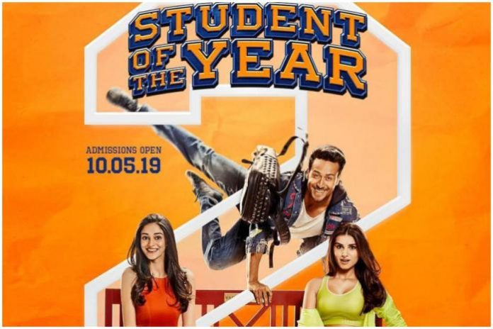 Student of the Year 2 box office collection Day 2: Tiger Shroff film earns Rs 26.08 crore