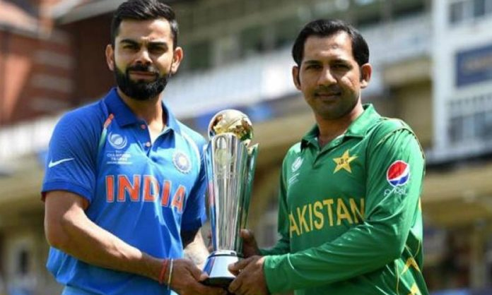 Armed police deployed during Indo-Pak World Cup clash