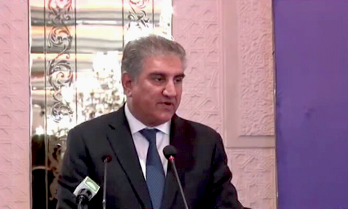 Qureshi has 'no desire to be the PM'