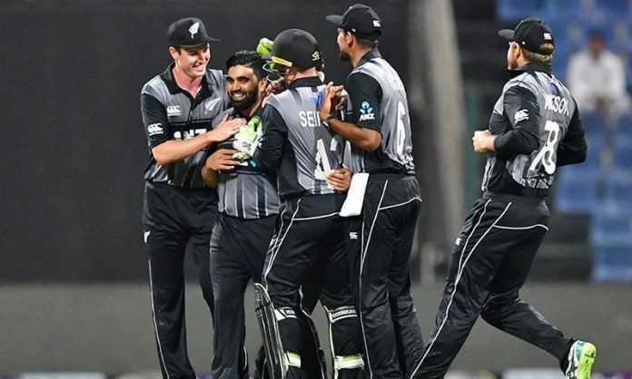New Zealand bowl against Afghanistan in World Cup