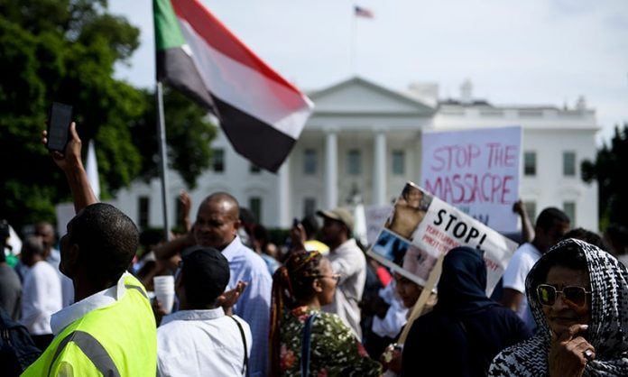 Sudan protest group calls for nationwide 'civil disobedience'