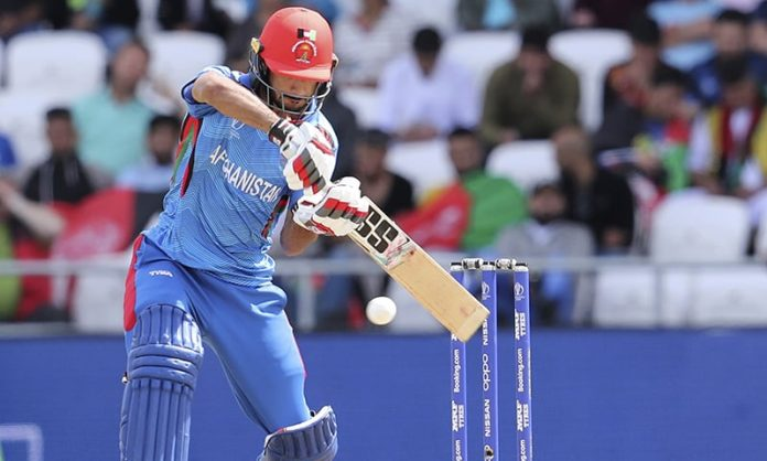 Afghanistan chasing 312 to beat Windies at World Cup