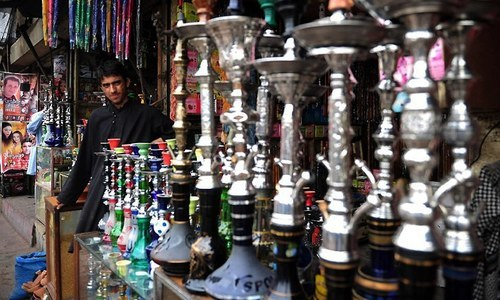Senate body's suggestion to legalise Sheesha centres criticised