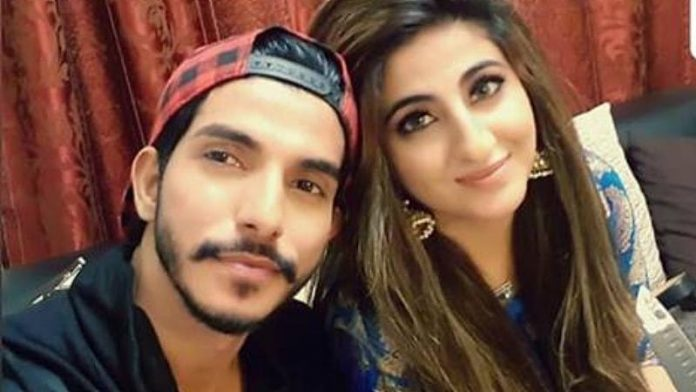Actor Mohsin Abbas Haider accused of domestic abuse by wife Fatema