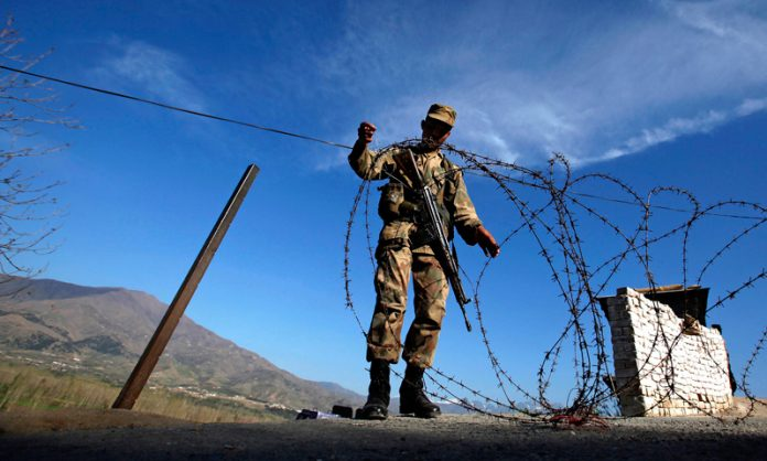 Indian army used cluster ammunition along LoC in violation of international laws: ISPR