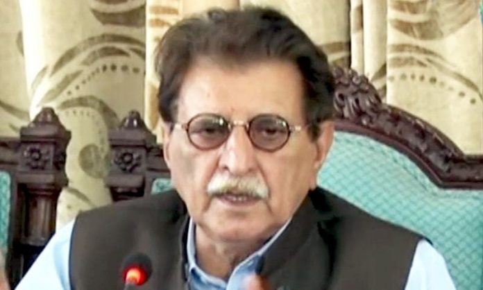 India has lost control over IoK after repealing special status, says AJK premier