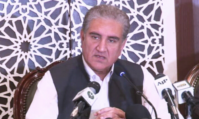 'If this is how India behaves with its own, what expectation can Pakistan have?' asks FM Qureshi