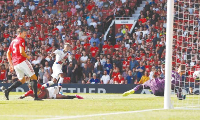 Rashford suffers penalty woe as Palace stun United, Lampard gets first Chelsea win
