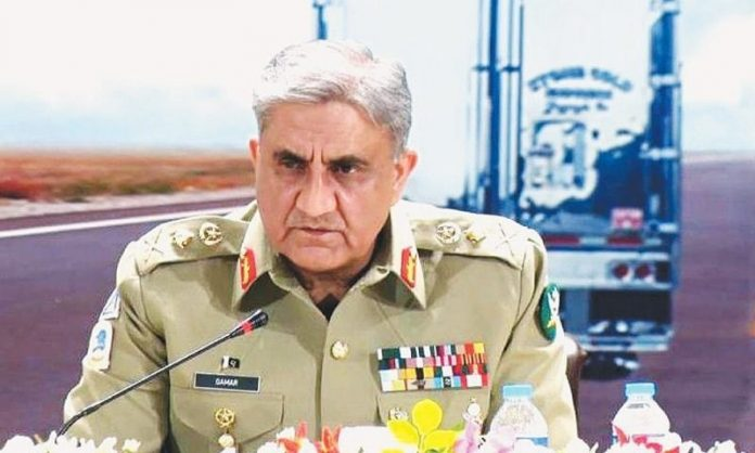 Army ready to thwart any Indian misadventure: Bajwa