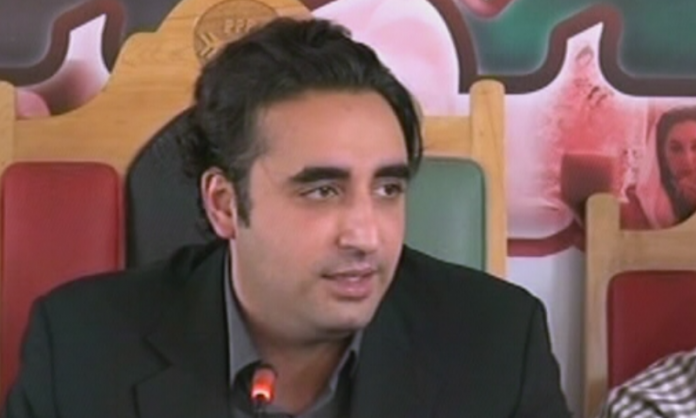 A democracy-friendly PM can fight better for Kashmir cause, Bilawal says
