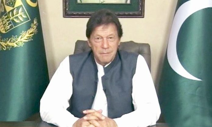 Modi has made a 'historic blunder' by revoking Kashmir's autonomy, says PM Imran in national address